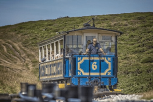 Things To Do In North Wales This Mothers Day - The Great Orme Tramway Llandudno, Conwy LL30
