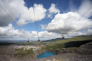 Things To Do In North Wales This Mothers Day - Zip World - Enjoy Mothers Day at Zip World - Penrhyn Quarry Adventures, Slate Caverns Adventures or Fforest Adventures