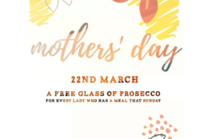 Things To Do In North Wales This Mothers Day - Bryn Morfa Restaurant Bryn Morfa Holiday Park Bangor Rd, Conwy LL32 8DW  01492 592402 - Enjoy Mother's Day this 22nd March 2020 at Bryn Morfa Restaurant, Conwy, North Wales