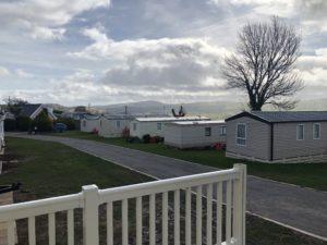 NEW 2020 Willerby Castleton 38ft x 12ft - 2 bed Static Caravan Holiday Home Sited on caravan park in North Wales - Bryn Defaid Lodge & Caravan Park - twin bedroom