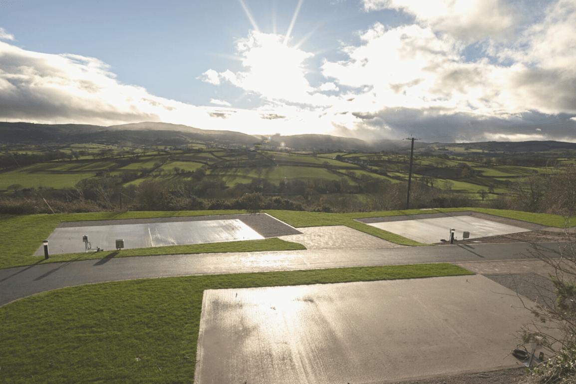 Choice Of Static Caravan Holiday Homes For This Plot At Bryn Defaid Lodge & Caravan Park, Llysfaen, North Wales