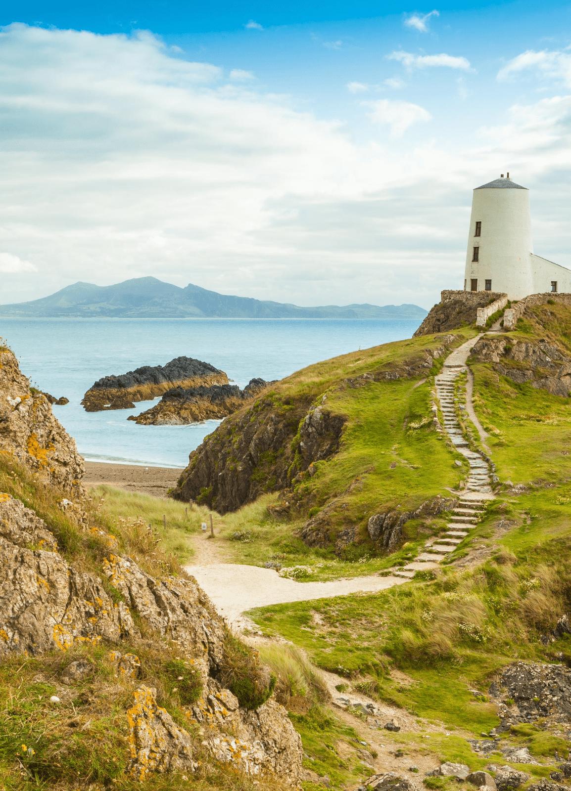 Llanddwyn Island , Anglesey