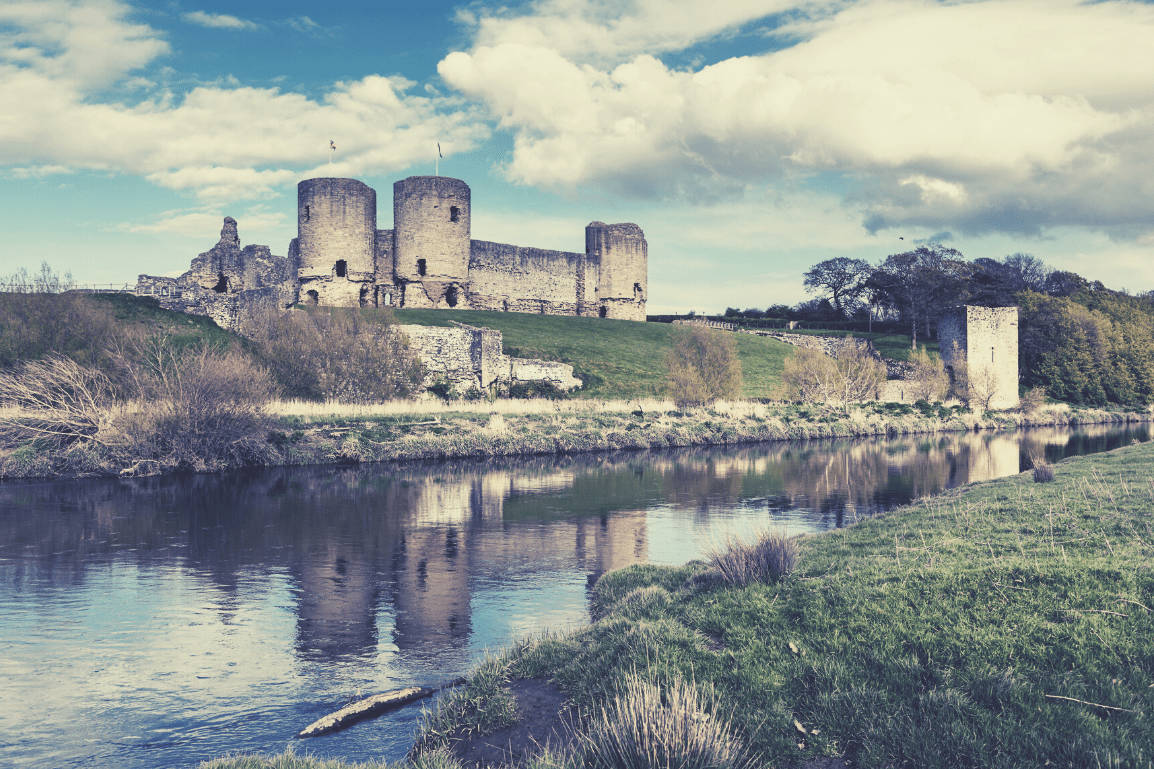 The 24 Most Breathtaking and Illustrious Castles to Visit in North Wales: Featuring 'I'm a Celebrity Get me Out of Here –Gwrych Castle' and why they Must be Explored - Rhuddlan Castle, Rhuddlan, North Wales