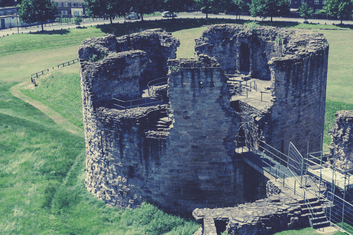 The 24 Most Breathtaking and Illustrious Castles to Visit in North Wales: Featuring 'I'm a Celebrity Get me Out of Here –Gwrych Castle' and why they Must be Explored - Flint Castle, North Wales