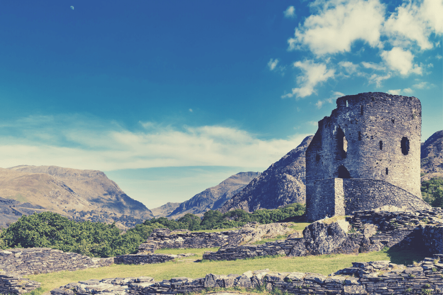 The 24 Most Breathtaking and Illustrious Castles to Visit in North Wales - Dolbadarn Castle, Gwynedd, North Wales