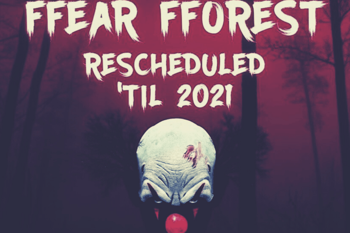 HALLOWEEN 2020: Ideas and things to do this Halloween- Fear Fforest