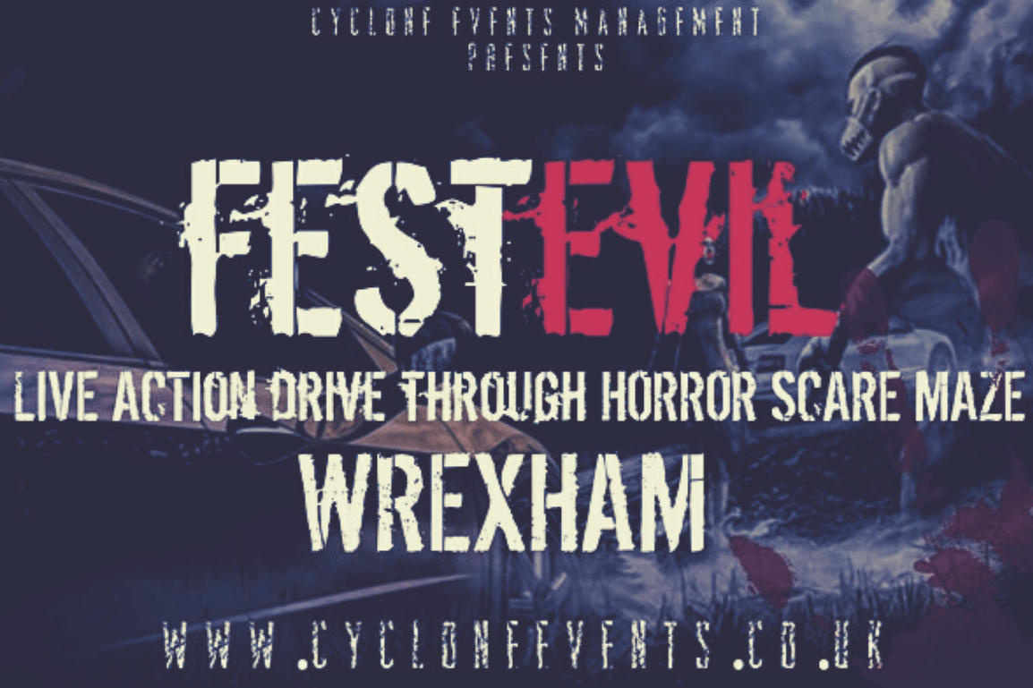 HALLOWEEN 2020: Ideas and things to do this Halloween- Drive through horror maze in Wrexham